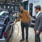 David Beckham a investit într-o fabrică de mașini electrificate