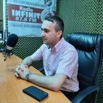 Interviurile Infinit FM din data de 25 iunie 2021. Invitat: Deputatul Claudiu Manta, vicepreședinte PSD Gorj