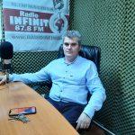 Interviurile Infinit FM din data de 15 iunie 2021. Invitat: Dorin Tașcău, vicepreședinte Consiliul Județean Gorj