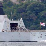 18:05 Marea Britanie neagă că un distrugător a fost somat să părăsească apele ruseşti, în Marea Neagră
