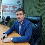 Interviurile Infinit FM din data de 3 iunie 2021. Invitat: Deputatul Radu Miruță, copreședinte USR-PLUS Gorj