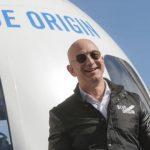 Un loc pentru o călătorie în spaţiu cu Jeff Bezos, vândut cu 28 de milioane de dolari la licitaţie