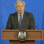 """07:26 Boris Johnson anunță """"Ziua Libertății"""". Londra intenționează să ridice toate restricțiile în 19 iulie"""