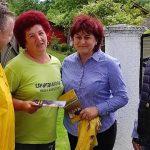 09:08 Miruță și Iordache, în campanie electorală la Bumbești-Pițic