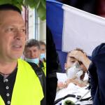 Tomescu: Un fotbalist a făcut stop cardiac, o planetă a făcut caz. De noi, nu știe nimeni