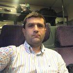 08:40 A plecat cu trenul spre Parlament, la clasa a doua