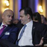17:14 Rareș Bogdan îl atacă pe Orban: Îl va durea stomacul dacă încep să vorbesc
