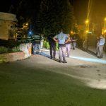 08:07 Stâlp de iluminat, distrus într-un parc din Târgu-Jiu. Poliția face cercetări