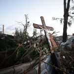 07:21 Imagini apocaliptice după tornadă