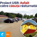 Pelerinaj politic la Căsuța Răsturnată. Candidații la Primăria Bumbești-Pițic promit asfalt și parcare