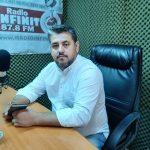 Interviurile Infinit FM din data de 21 iulie 2021. Invitat: Adrian Tudor, președinte Partidul Verde Gorj
