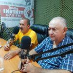 Interviurile Infinit FM din data de 30 iulie 2021. Invitați: Ion Fugaru și Leonida Belgher