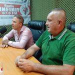 Interviurile Infinit FM din data de 28 iulie 2021. Invitați: Liviu Cotojman(PNL) și Ion Ișfan(PRO România)