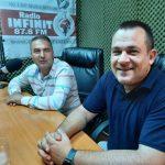 Interviurile Infinit FM din data de 7 iulie 2021. Invitați: Primarul Liviu Cotojman(PNL) și Adrian Rovența(PSD)
