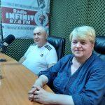 Interviurile Infinit FM din data de 15 iulie 2021. Invitați: Mădălina Negrescu(PSD) și Ion Fugaru(PPU)