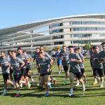 Pandurii Târgu-Jiu s-a reunit cu 32 de jucători la primul antrenament al noului sezon