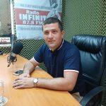 Interviurile Infinit FM din data de 14 iulie 2021. Invitat: Deputatul Radu Miruță, președinte USR-PLUS Gorj