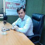 Interviurile Infinit FM din data de 6 iulie 2021. Invitat: Marcel Romanescu, primarul Municipiului Târgu-Jiu
