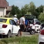 20:22 Accident în Târgu-Jiu, provocat de un şofer băut. Trei persoane, rănite