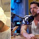 """Adi Nartea: """"Aveam o tumoare în cap"""". Actorul din """"Vlad"""", operat de două ori, în Franța"""