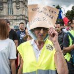 07:25 Proteste în Franţa. Peste 200.000 de oameni în stradă