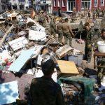 18:39 După inundaţii, Germania luptă cu munţii de gunoaie