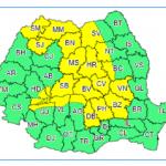 14:53 Avertizare cod galben de instabilitate atmosferică până la ora 23:00