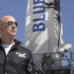Un student de 18 ani va zbura în spaţiu cu Jeff Bezos