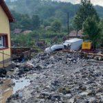 10:17 Cîțu merge în comuna Ocoliș, grav afectată de inundații