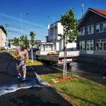 18:44 Măsuri anti-caniculă. Străzile din Rovinari, udate zilnic