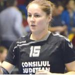Sabine Klimek a semnat cu CSM Târgu-Jiu