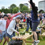 Val de infectări în rândul suporterilor care au participat la meciurile Euro 2020