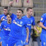 U Craiova a anunţat un lot de 30 de jucători pentru Europa Conference League