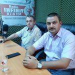 Interviurile Infinit FM din data de 11 august 2021. Invitați: Eduard Berca(PNL) și Mădălin Paliță(PRO România)