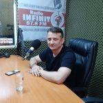 Interviurile Infinit FM din data de 12 august 2021. Invitat: Deputatul Gheorghe Pecingină, vicepreședinte PNL Gorj