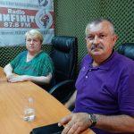 Interviurile Infinit FM din data de 9 august 2021. Invitați: Mădălina Negrescu(PSD) și Ion Ișfan(PRO România)