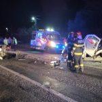 08:05 Accident grav la Scoarța. Două persoane rănite