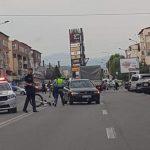 21:06 Biciclist din Drăguţeşti, lovit de maşină în Târgu-Jiu