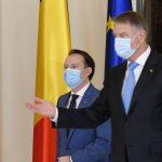 "08:56 Cîțu, întrebat dacă va candida la Președinția României: ""Pas cu pas"""