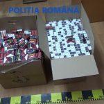 15:44 Contrabandă cu țigarete la Novaci. Bărbat din Ilfov, reținut