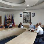 Contractul pentru încă 9 troleibuze, semnat la Târgu-Jiu
