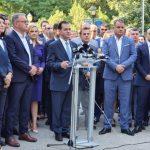 19:12 Orban și-a depus oficial candidatura pentru șefia PNL