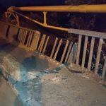 Încă un pod rupt la Târgu-Jiu, Romanescu așteaptă bani de la guvern. Lădaru: Banii pot fi suportați din bugetul local