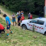 11:05 Turist căzut din telescaun, în Parâng. A ajuns în comă la spital