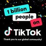 TikTok, 1 miliard de utilizatori la nivel global