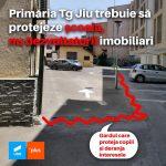 11:13 USR Târgu-Jiu cere clarificări privind amenajarea unei parcări