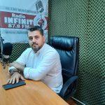 Interviurile Infinit FM din data de 9 septembrie 2021. Invitat: Adrian Tudor, președinte Partidul Verde Gorj
