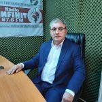 Interviurile Infinit FM din data de 10 septembrie 2021. Invitat: Senatorul Cristinel Rujan, președinte PSD Târgu-Jiu