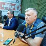 Interviurile Infinit FM din data de 24 septembrie 2021. Invitați: Nicolae Davițoiu(PMP) și Eduard Lădaru(PSD)
