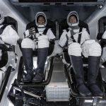 SpaceX a lansat cu succes primul zbor turistic în spațiu